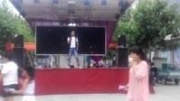 内丘县歌舞团表演   好歌声【6】