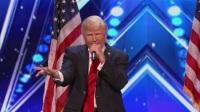 美国总统特朗普上美国达人真人秀节目 被观众轰下台