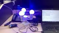 WisCore 智能家居控制灯关颜色 对接Amazon智能语音服务Alexa
