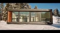 【国外搬运】YouTube-Shipping Container Home Built in the Forest【集装箱之家】