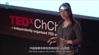 从世界工厂到世界清洁科技实验室 - Peggy Liu刘佩琪在TEDxChCh