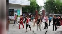 岁月回眸-2007时装队在浙江长兴农家乐(2017-08-18编辑制作)