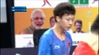 9月17日乒乓球亚洲杯男单决赛林高远vs樊振东(博斯)