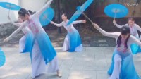 欢送17 乾红留香境界古风舞蹈