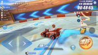 沙漠游戏《QQ飞车》第1时之沙一骑绝尘我是喷子