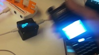 Nano 热点 小蓝盒开箱视频35分钟@OH1E-芬兰