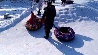 上京国际滑雪场第二雪圈道