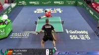 2018.02.23 QF 马龙 vs FILUS Ruwen - 2018年乒乓球世界杯团体赛