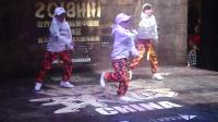 少年3人齐舞2天津IPTV街舞大赛