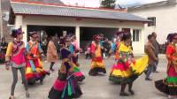 彝族舞蹈秀  彝族美女秀三十二步