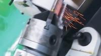 老鹰机械GD-32N钻头丝攻刀具研磨机操作视频