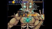 【小叶】泰拉瑞亚游戏实况解说第五十期-护士大法打月总加火星人入侵