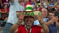 【进球】王之霸气!C罗标志性电梯球直挂死角 总裁迎生涯世界杯首帽