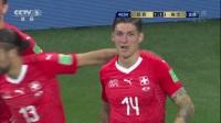 【进球】瑞士军刀出鞘!沙奇里主罚角球送助攻 祖贝尔霸气头球扳平比分
