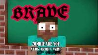 我的世界动画-怪物学院-勇气-ROBE CUBE