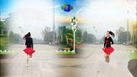 好心情蓝蓝广场舞原创【102】轻松自由舞步【32步花儿哪有阿妹俏】附教学