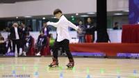 2018 SSO上海轮滑公开赛 少男花桩 10th Lee Jin Suk 韩国