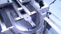 GFX磁悬浮环型导轨应用于智能盒装机
