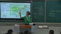 八年级地理《农业》公开课视频-呼市四中优质课展评活动