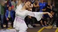 民间舞蹈《梁祝》(人美舞也美)