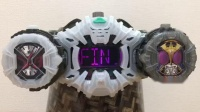 K2介紹假面騎士基傲 DX空我究極形態騎士手錶【DX騎士手錶套裝第一套】