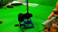 凸轮机构#185_普通马达VS怪兽马达电机_QIQI玩具记录亲子STEAM机器人