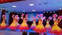 9民族舞(祖国颂)吴萍老师指导,民族舞初级二班表演;淡雅如玉录像制作