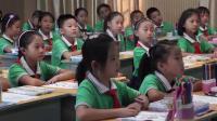 人美版三年級美術《紅色的畫》骨干教師課堂實錄