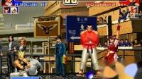 ARC拳皇96AE:周年庆正式版V8难度雅典娜超级打法