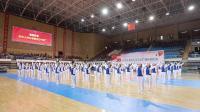 2019年襄垣县第九套广播体操比赛——七一集团代表队