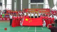 海宁市老年人庆祝新中国成立七十周年健身展示活动合唱《我和我的祖国》《歌唱祖国》