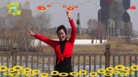 沈北新区喜洋洋广场舞《我的家乡内蒙古》表演:喜洋洋 1080p