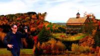 美景在路上--观赏北美新英格兰红叶
