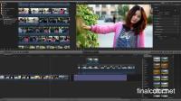 final cut pro x教程 Motion 5 workflow tutorials