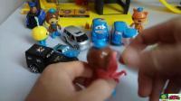 小猪佩奇 汪汪队 海底小纵队过家家 儿童玩具视频2期
