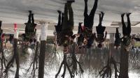 新五套(北京水兵舞)1一2节🐲张玉龙金琳教跳演示20170304
