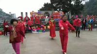 郭家沱喜洋洋舞蹈队大溪三村分队迎春联欢活动表演巜敬爱的毛主席》1518358683369