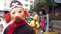 (2)越南人拍的东兴街景2016