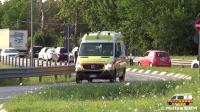 Polizia Locale+2 Ambulanze SUEM 118 Treviso Italian Local Police