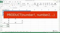 【初级】Unit2:Excel中的基本数学计算