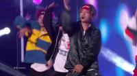 #Kpop现场版# BTS - Mic Drop #防弹少年团# Jimmy Kimmel Live迷你演唱会