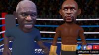 UFC幽默动画UFCZG 热血擂台-嘴炮Conor VS Mayweather