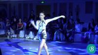 史上最美的伦巴基本步展示 Dancebaby舞服维密秀