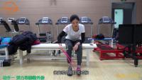 小谢教练教你如何用弹力带来做脚踝恢复训练
