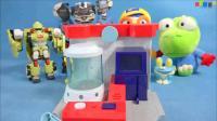 小企鹅波鲁鲁玩具系列 86
