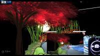 【游侠网@KUDOalbus】TiltBrush手绘VR场景《名侦探柯南:唐红的恋歌》
