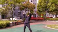视频抖空竹呼啦圈033