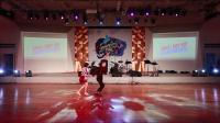 Swingtime Ball 2017 - Newcomer Showcase - Blue & Chole
