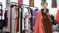 精品女装批发服装批发时尚服饰夏装女士新款精品连衣裙大版衫走份30件一份,不挑款零售混批