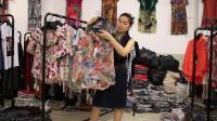 精品女装批发服装批发时尚服饰夏装女士新款精品小衫低价走份50件一份,不挑款零售混批